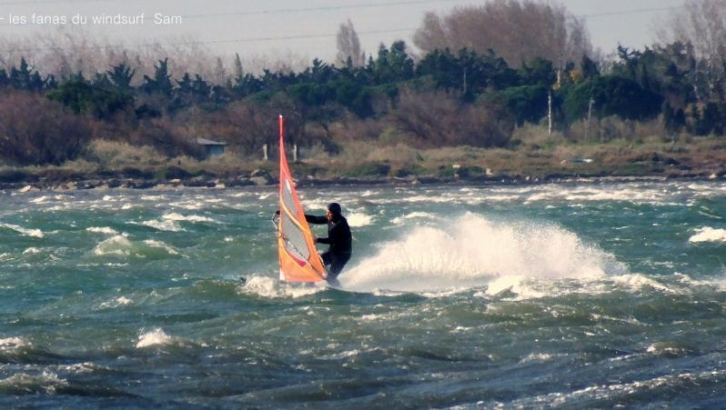 Wind report Le Barcarès - Cap Coudalère  - France (66) 2019-02-28 20:00:00
