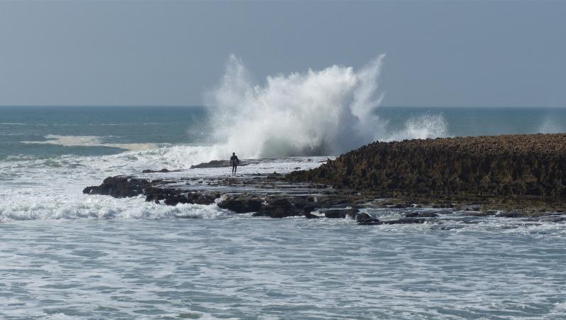 Surf report Bouznika - Maroc (MA) 2019-02-28 16:00:00