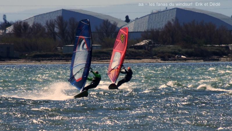 Wind report Le Barcarès - Cap Coudalère  - France (66) 2019-03-01 16:00:00
