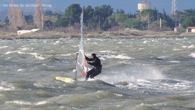 Wind report Le Barcarès - Cap Coudalère  - France (66) 2019-03-07 13:00:00
