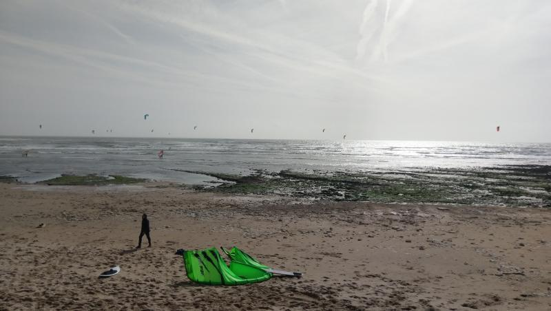 Wind report Les Gouillauds - France (17) 2019-03-10 14:00:00