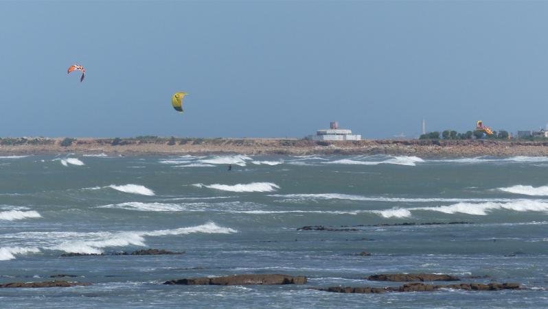 Wind report Dar Koch - Maroc (MA) 2019-03-09 14:00:00