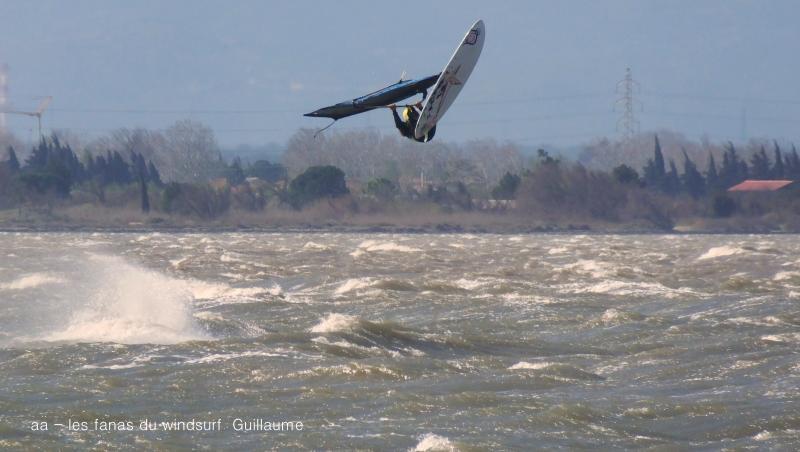 Wind report Le Barcarès - Cap Coudalère  - France (66) 2019-03-11 17:00:00