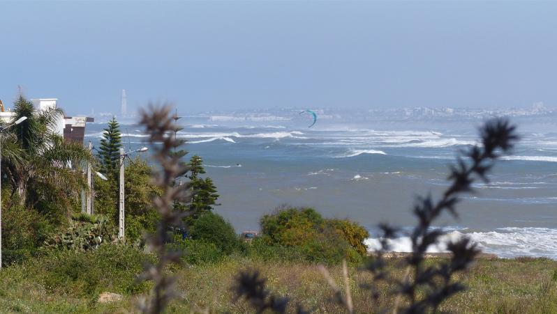 Wind report Dar Koch - Maroc (MA) 2019-03-14 16:00:00