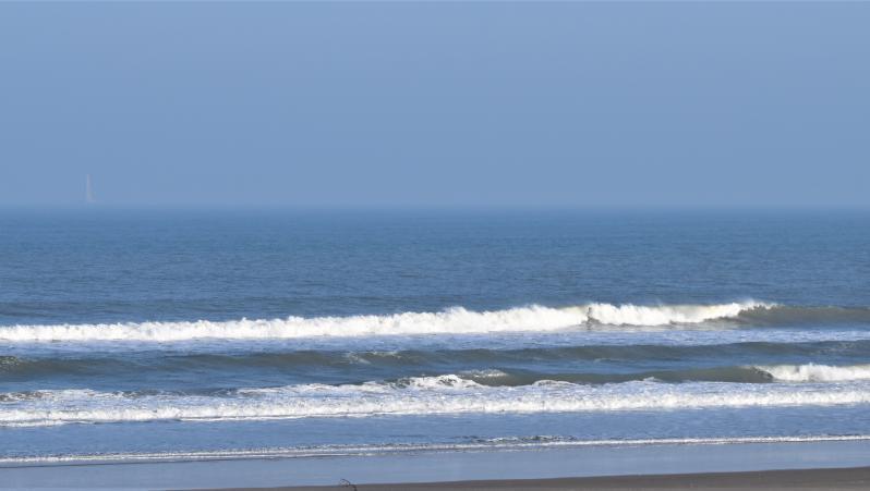 Surf report Soulac sur Mer - France (33) 2019-03-24 09:00:00