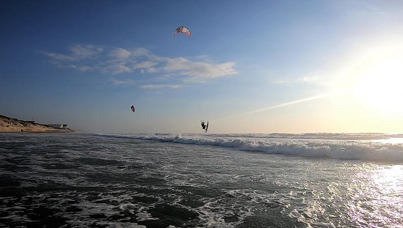 Wind report Biscarrosse Plage - France (40) 2019-03-25 15:00:00