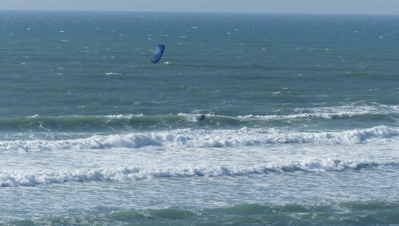 wind report Biscarrosse Plage - France (40) 2019-03-25 17:00:00