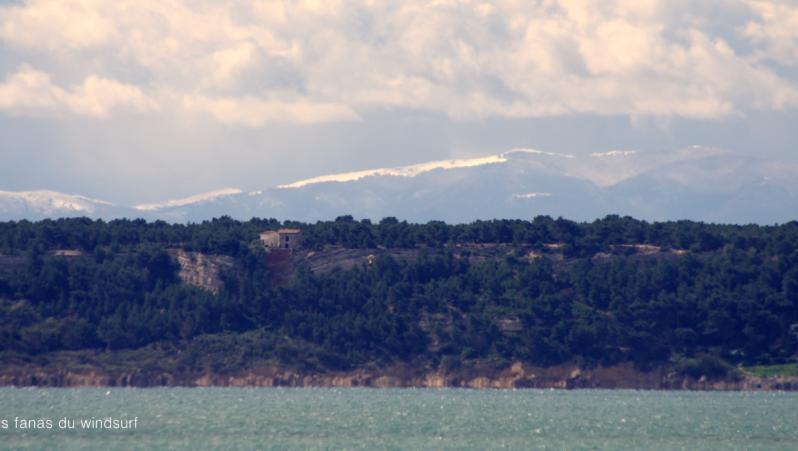 wind report Leucate - Les Coussoules - France (11) 2019-04-04 15:00:00