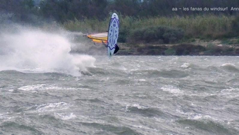Wind report Le Barcarès - Cap Coudalère  - France (66) 2019-04-11 17:00:00