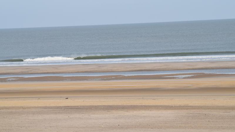 Surf report Soulac sur Mer - France (33) 2019-04-15 09:00:00