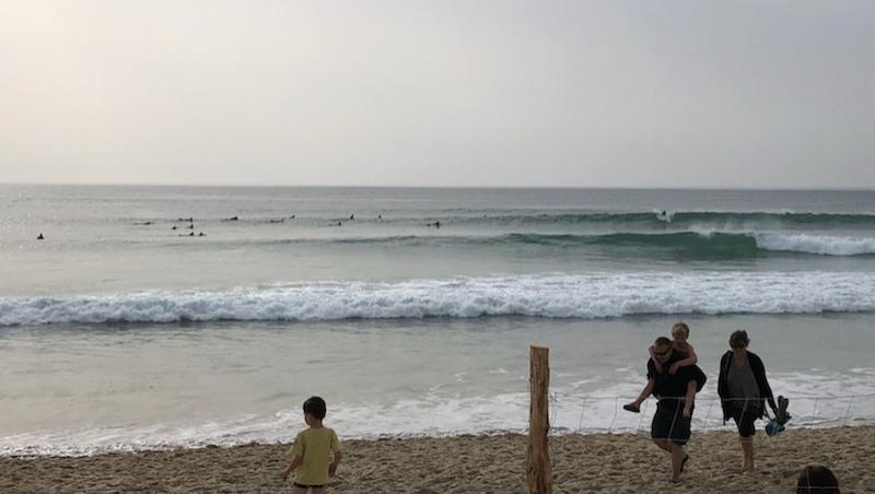 Surf report Biscarrosse Plage - France (40) 2019-04-22 17:00:00