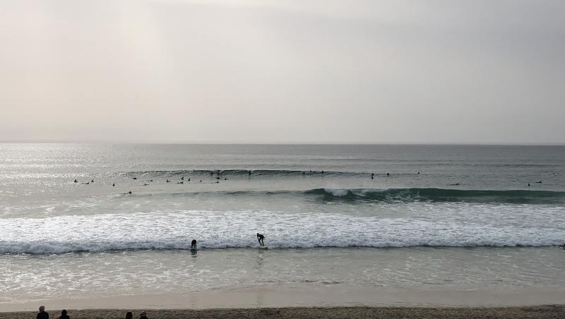 Surf report Biscarrosse Plage - France (40) 2019-04-22 17:00:00