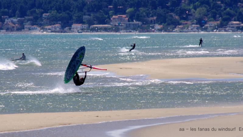 Wind report Leucate - Les Coussoules - France (11) 2019-04-29 15:00:00