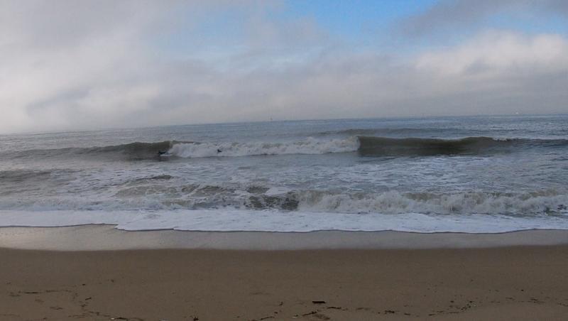 Surf report La Blanche - France (85) 2019-02-19 17:00:00