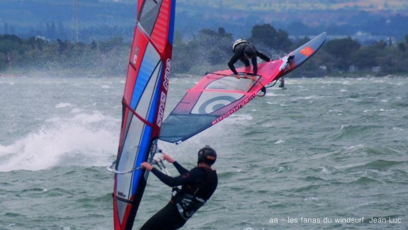 Wind report Le Barcarès - Cap Coudalère  - France (66) 2019-05-04 18:00:00