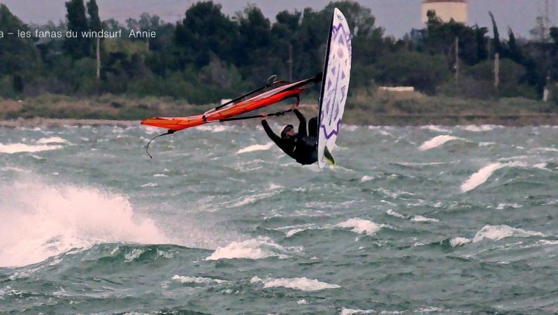 Wind report Le Barcarès - Cap Coudalère  - France (66) 2019-05-26 18:00:00