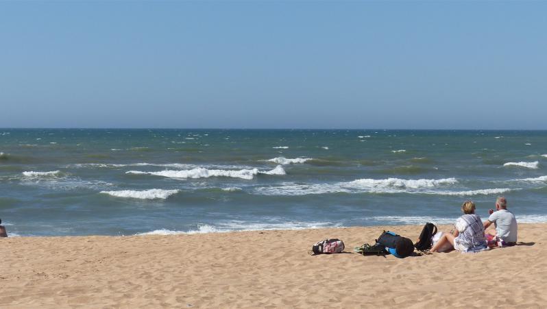Wind report Jack Beach - Maroc (MA) 2019-05-26 16:00:00