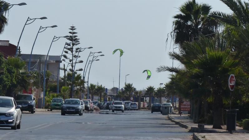 Wind report Dar Koch - Maroc (MA) 2019-06-05 17:00:00