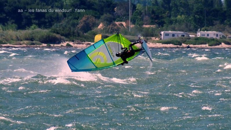 Wind report Le Barcarès - Cap Coudalère  - France (66) 2019-06-10 17:00:00