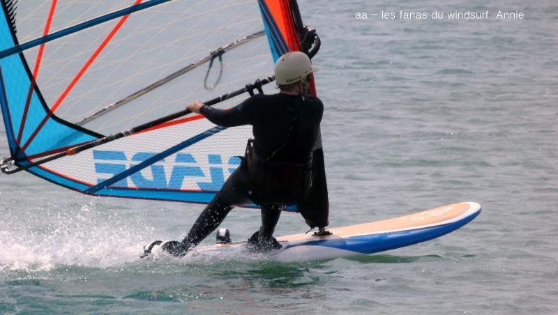 Wind report Port-la-Nouvelle - Plage Nord - France (11) 2019-06-20 16:00:00