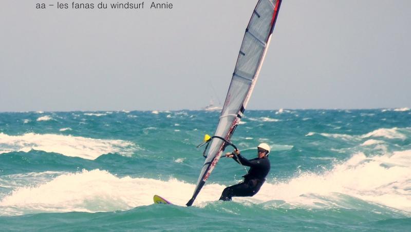 Wind report FR, Saint-Cyprien - La Nord (66) posté par annie