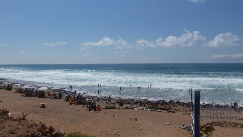 Surf report Jack Beach - Maroc (MA) 2019-06-19 15:00:00