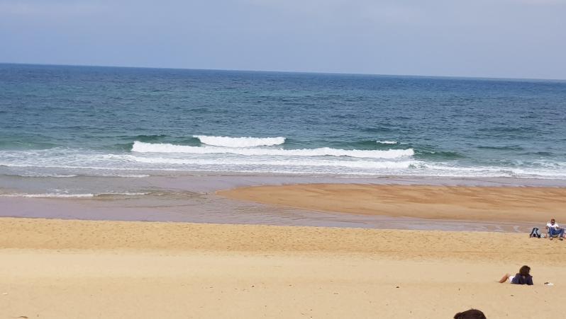 Surf report Hossegor - La Gravière - France (40) 2019-07-06 11:00:00