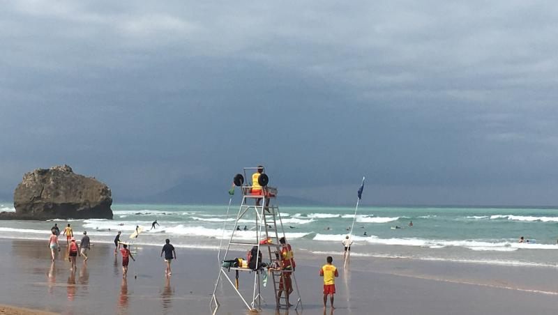 Surf report Milady - France (64) 2019-07-17 12:00:00
