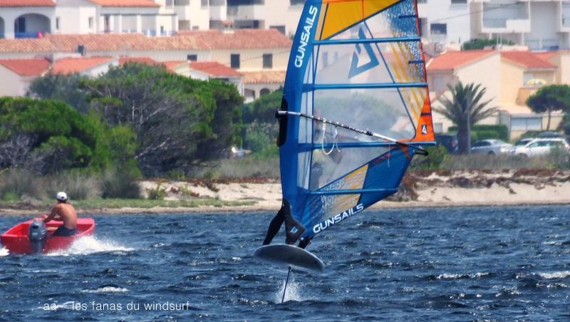 Wind report le Barcarès - Eole - France (66) 2019-07-20 18:00:00