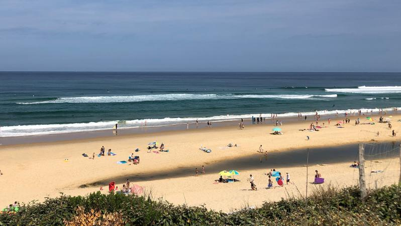 Surf report Biscarrosse Plage - France (40) 2019-07-21 11:00:00