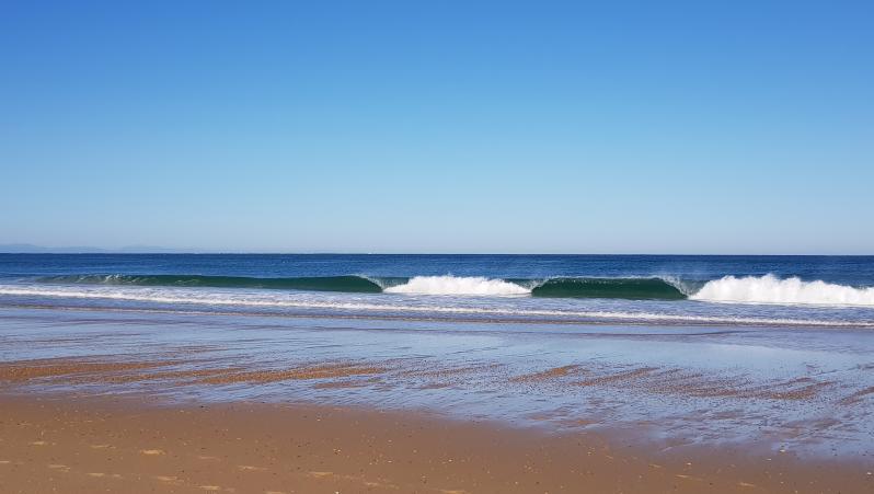 Surf report Hossegor - La Gravière - France (40) 2019-07-29 09:00:00