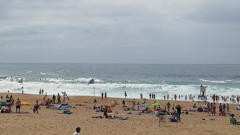 Surf report Hossegor - La Gravière - France (40) 2019-08-10 16:00:00