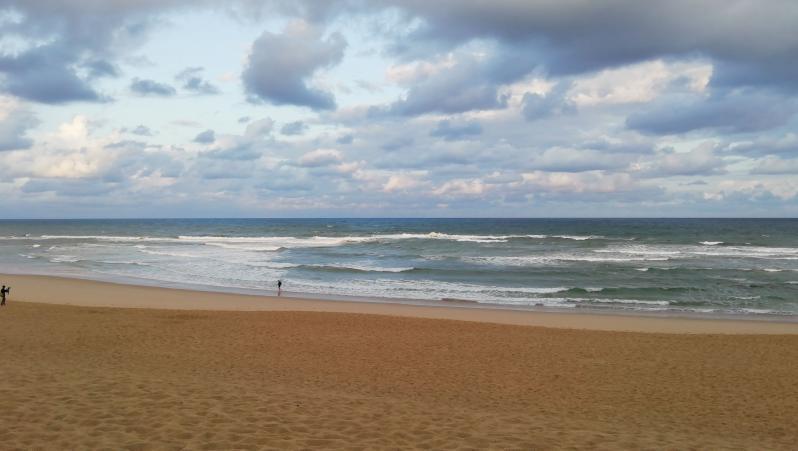 Surf report Vieux Boucau - France (40) 2019-08-12 08:00:00