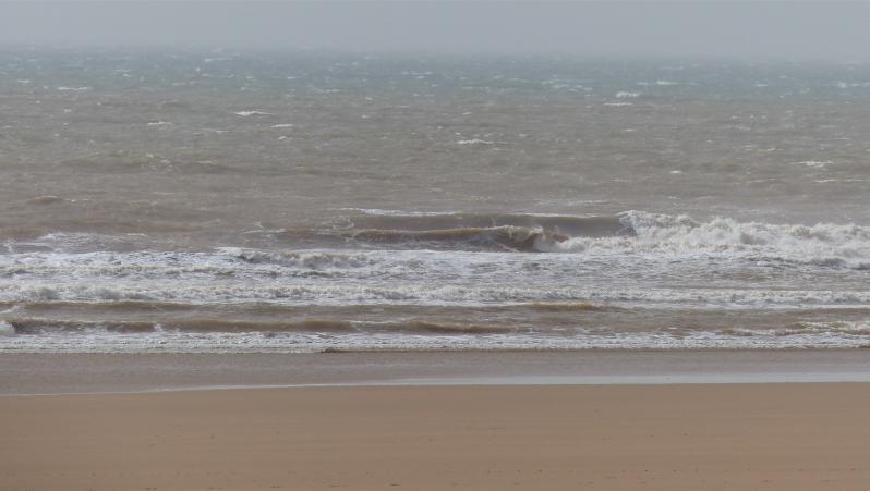 Wind report Sidi Kaouki - L'Oued - Maroc (MA) 2019-08-12 17:00:00