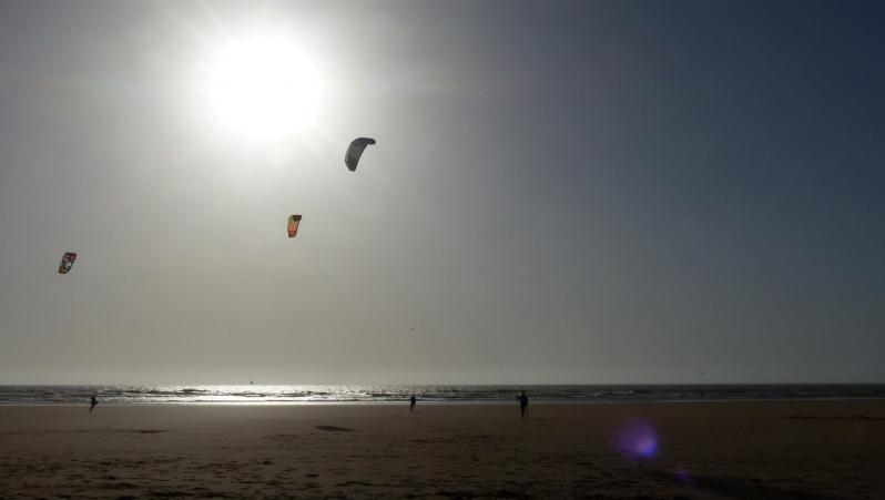 Wind report Sidi Kaouki - L'Oued - Maroc (MA) 2019-08-13 17:00:00