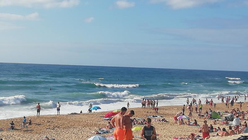 Surf report Vieux Boucau - France (40) 2019-08-15 18:00:00