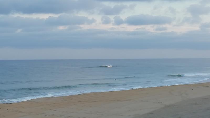 Surf report FR, Vieux Boucau (40) posté par grosloup