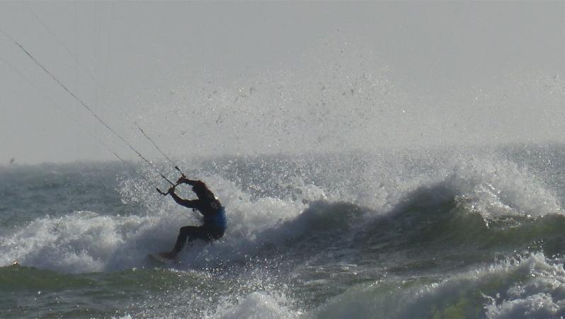 Wind report MA, Sidi Kaouki - L'Oued (MA) posté par xavier