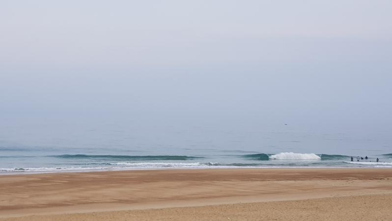 Surf report Hossegor - La Gravière - France (40) 2019-08-26 08:00:00