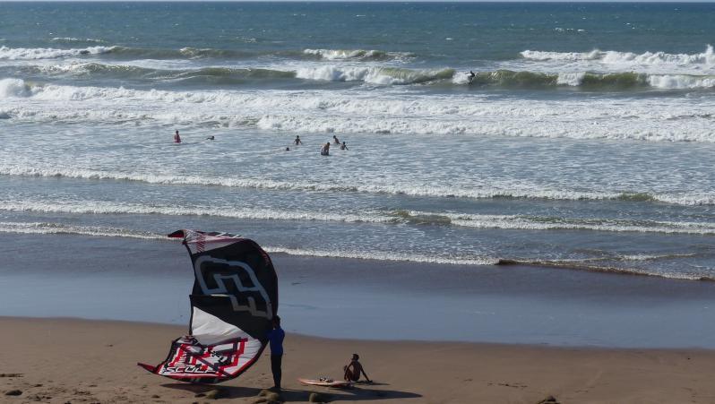 Wind report Jack Beach - Maroc (MA) 2019-09-12 17:00:00