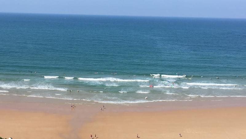 Surf report Côte des Basques - France (64) 2019-09-19 13:00:00