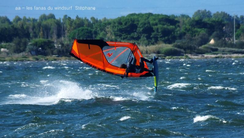 Wind report Le Barcarès - Cap Coudalère  - France (66) 2019-10-02 17:00:00
