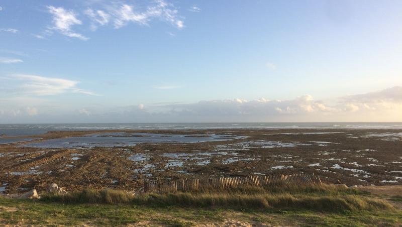 Wind report Grignon - France (17) 2019-10-06 15:00:00