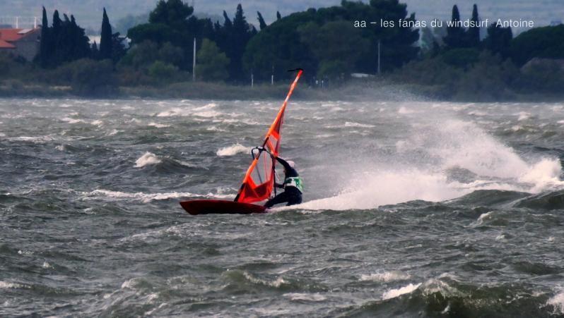 Wind report Le Barcarès - Cap Coudalère  - France (66) 2019-10-07 17:00:00
