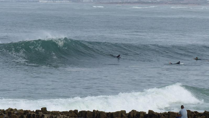 Surf report La Bobine - Maroc (MA) 2019-10-20 14:00:00