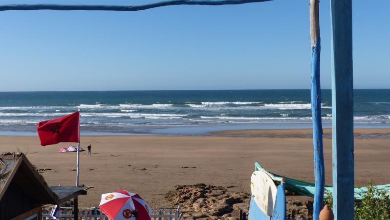 Wind report Jack Beach - Maroc (MA) 2019-10-24 16:00:00