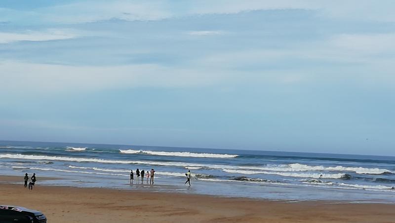 Surf report Vieux Boucau - France (40) 2019-10-27 10:00:00