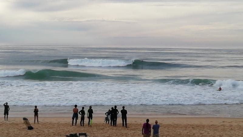 Surf report Vieux Boucau - France (40) 2019-10-27 16:00:00