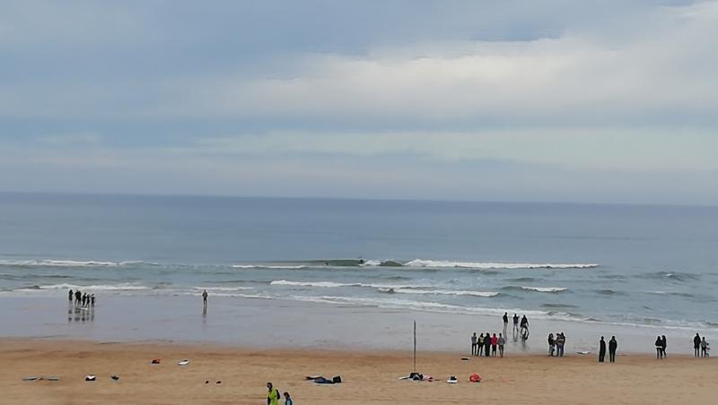 Surf report Vieux Boucau - France (40) 2019-10-28 10:00:00