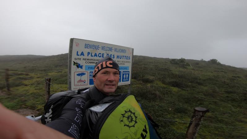 Wind report Les Huttes - Trois Pierres - France (17) 2019-11-02 10:00:00